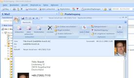 Emailbenachrichtigung